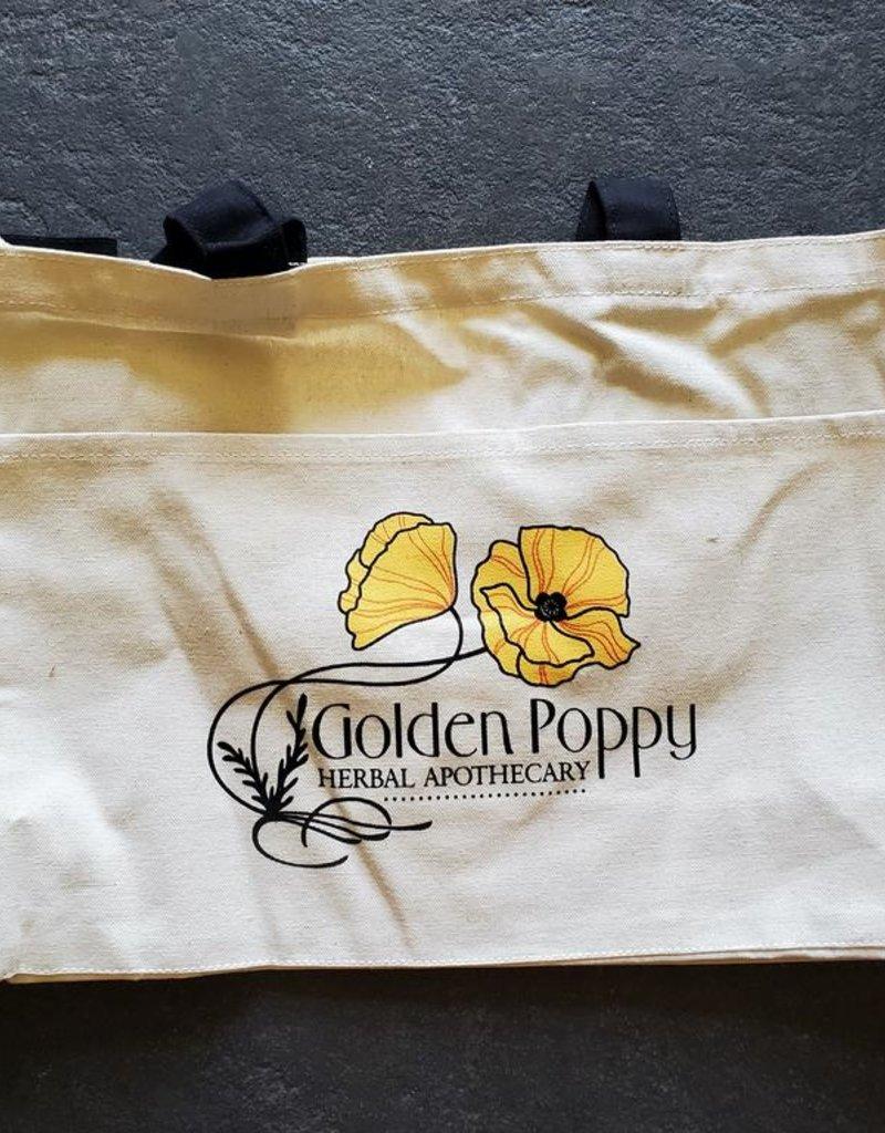 Canvas Logo Tote Bag