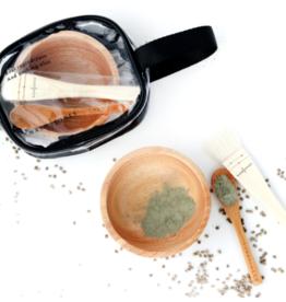 Mask Bowl/Brush/Spoon Set - Nash & Jones