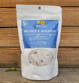 Balance & Replenish Bath Salts, 12 oz