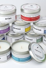 ARIES Zodiac Soy Candle