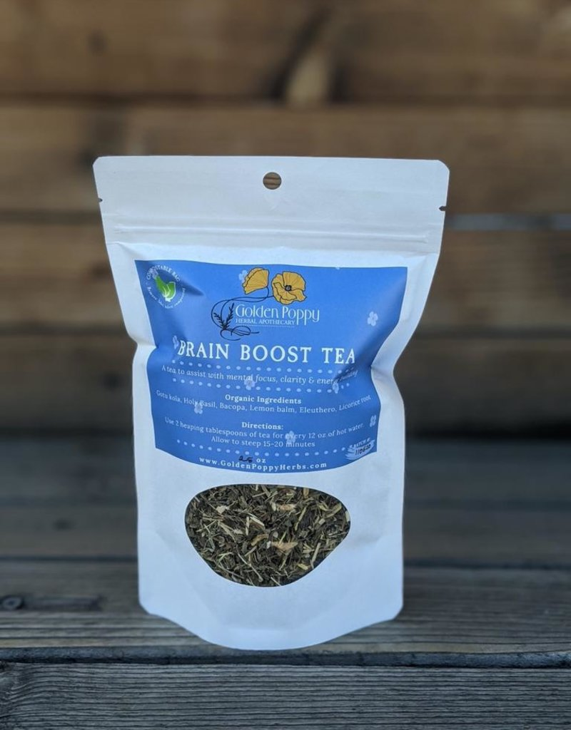 Brain Boost Tea, 2.5 oz bag