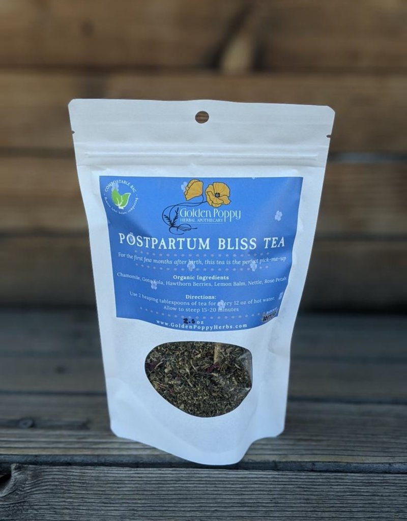 Postpartum Bliss Tea Bag, 2.5 oz
