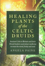 Healing Plants of the Celtic Druids: Ancient Celts in Britain and Their Druid Healers Used Plant Medicine to Treat the Mind, Body and Soul - Angela Paine