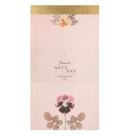 Papaya Notepad - Magic Pansy