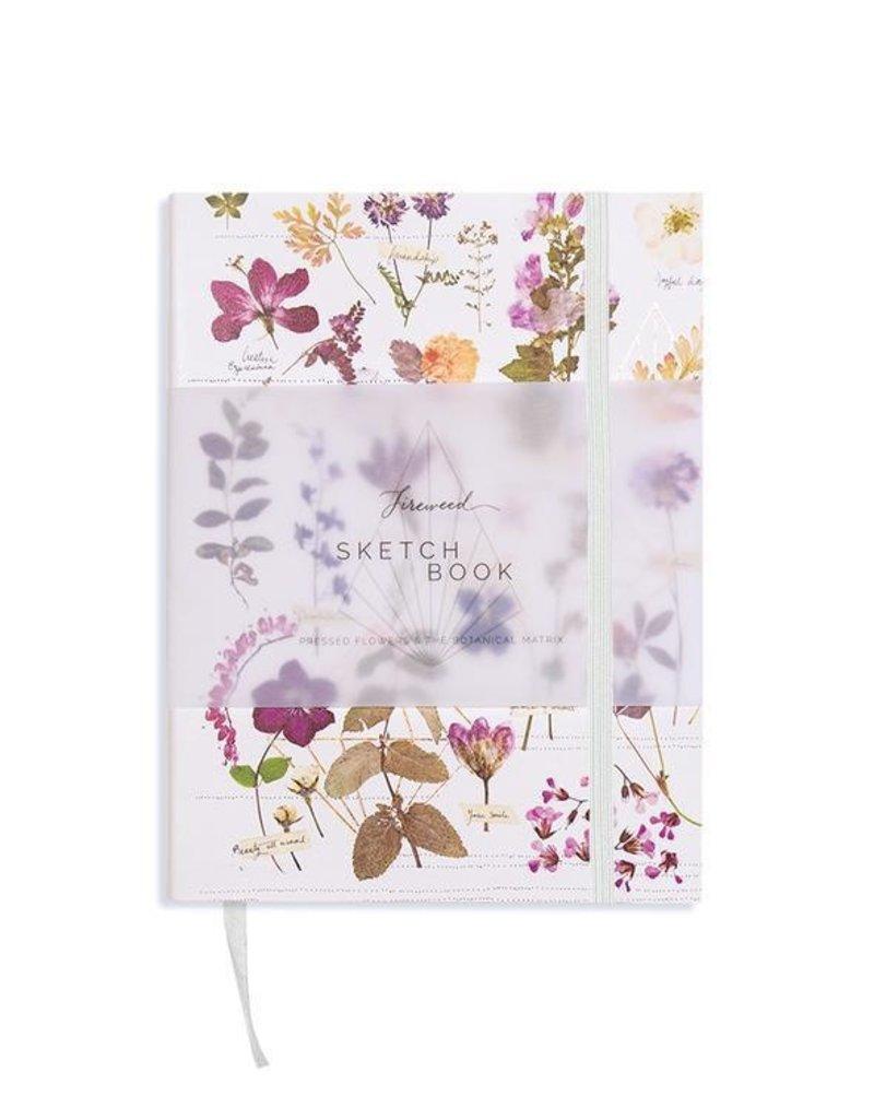 Papaya Sketchbook - Love Garden