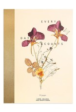 Papaya Clothbound Notebook -  Twins