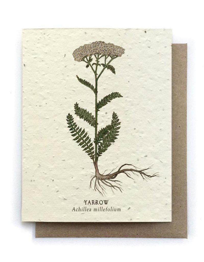 Plantable Seed Card