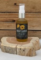 Self Love Body Oil, 2 oz