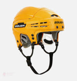 BAUER BAUER 5100 HOCKEY HELMET YELLOW LARGE