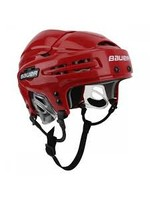 BAUER 5100 HOCKEY HELMET RED LARGE