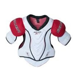BAUER SUPREME LTX SHOULDER PADS JUNIOR MEDIUM