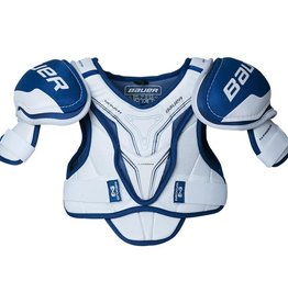 BAUER NEXUS FREEZE SHOULDER PADS SENIOR LARGE