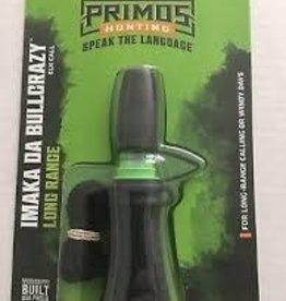 PRIMOS PRIMOS ELK CALL IMAKA DA BULLCRAZY LONG RANGE 941