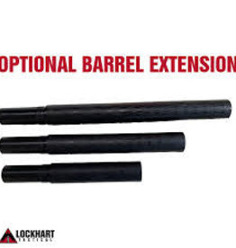 "TYPHOON TYPOON DEFENCE BARREL EXTEN FOR 12GA 8"" 20cm EXTER THREAD  ( ACCEPT MOBILE CHOKES )"