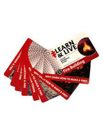 UST UST FIRE BUILDING CARDS