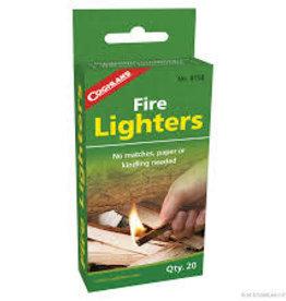 Coghlans Coghlans 0150 Fire Starter Sticks 20PK