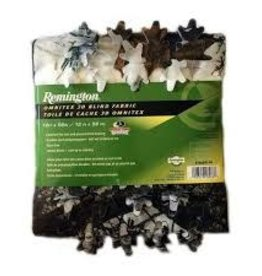 BELL OUTDOOR PRODUCTS REMINGTON 3D BLIND SNOW CAMO MOSSY OAK