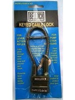 BELL OUTDOOR PRODUCTS BELL KEYED CABLE LOCK #B300-8 KD - SHORT