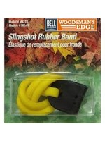BELL OUTDOOR PRODUCTS WOODSMAN SLINGSHOT RUBBER BAND REPLACEMENT