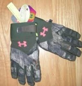 UNDER ARMOUR UNDER ARMOUR women's MD scent control infrared insulation gloves