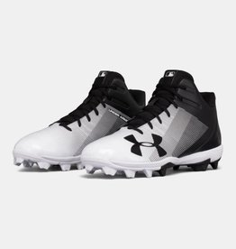 UNDER ARMOUR UNDER ARMOUR LEADOFF MID RM BLK/WHT