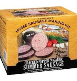 Hi Mountain Hi Mountain 00042 Pepper/Garlic Sausage Making Kit