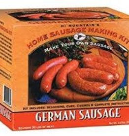 Hi Mountain Hi Mountain 033 German Sausage Kit Sausage Making Kit