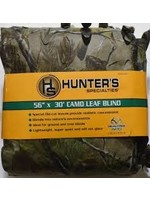 """HUNTER'S SPECIALTIES INC. Hunters 05431 Leaf Blind Material 56""""X30'"""