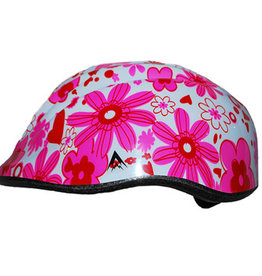 SEVEN PEAKS SEVEN PEAKS HELMET FLOWER PINK ONE SIZE/ADJUSTABLE