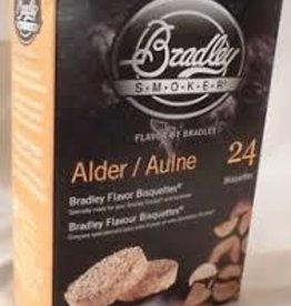 Bradley Technologies Bradley BTAL24 Bisquettes Alder 24