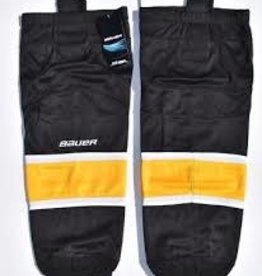 BAUER HOCKEY SOCKS 900 SERIES MENS SENIOR BLK L-XL