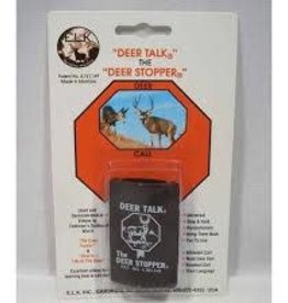 ELK INC ELK INC DEER TALK CALL THE DEER STOPPER