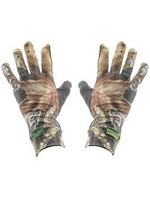 Hunter's Adv Gloves Hunters Adv 25-615-IO-BR-L Men's Taslon Glove BLZ Thins Waterproof/