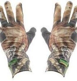 Hunter's Adv Gloves Hunters Adv 25-615-IO-BR-L Men's Taslon Glove BLZ Thins Waterproof/