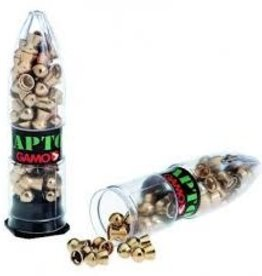 Gamo Gamo PELLETS PBA/Raptor .177 Gold Plated Lead Free
