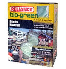 RELIANCE RELIANCE BIO GREEN WASTE DIGESTER 12 POUCHES