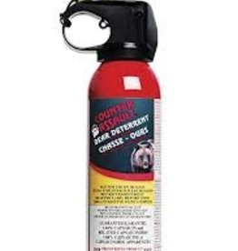 BUSHWACKER BACKPACK AND SUPPY COUNTER ASSAULT BEAR SPRAY 230 GRAMS