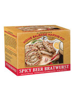 Hi Mountain Hi Mountain 453 Spicy Beer BRATWURST SAUSAGE KIT