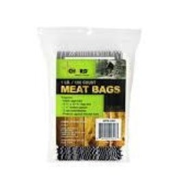 CHARD CHARD MEAT BAGS 2 LB./100 COUNT