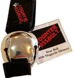 COUNTER ASSAULT COUNTER ASSAULT BELL WITH SILENCER ON CLOSURE STRAP