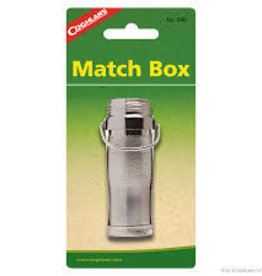 Coghlans Coghlans 546 Brass Matchbox Water Tight Seal