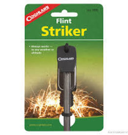 Coghlans Coghlans 1005 Flint Fire Starter Magnesium Striker Rod