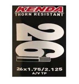 49N KENDA THORN-RESISTANT BIKE TUBE 26X1.75
