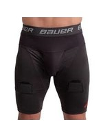 BAUER VAPOR PROTECTIVE BASE LAYER JOCK 2XL