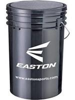 "EASTON EASTON BALL BUCKET WITH 30 9"" PLASTIC TRAINING BALLS"