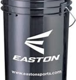 "EASTON EASTON BALL BUCKET WITH 30 9"" PLASTIC TRAINING BALLS"