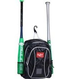 RAWLINGS RAWLINGS YOUTH BACKPACK BLK