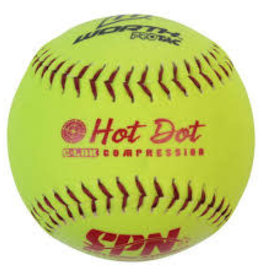 "WORTH WORTH BASEBALL HOT DOT 11"" OPTIC"