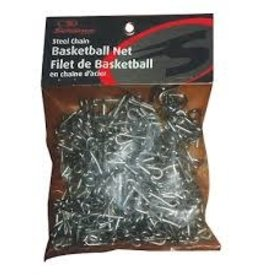 SIDELINES SIDELINES STAINLESS STEEL BASKETBALL CHAIN NET