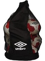 UMBRO UMBRO BLK/WHITE BALL SACK